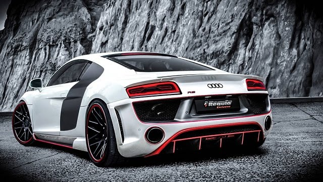 Regula Exclusive Audi R8 Rear